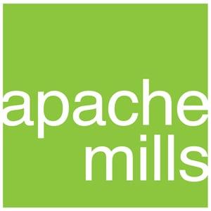 Apache Mills Logo