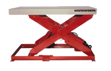 Hydraulic Tilt Tables and Ground Lift Tilters